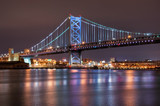 Ben Franklin Bridge, Philadelphia - 109407604
