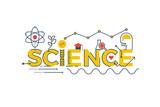 Science word illustration - 109445842