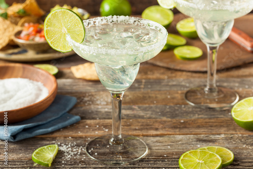 Plagát, Obraz Refreshing Homemade Classic Margarita