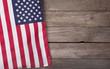 Quadro United States Flag