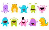 Cute Monster Set