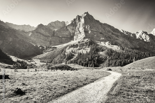 karwendel mountains - 109531863