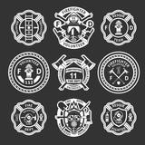 Firefighter White Label Set