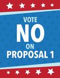 Vote NO Political Po...