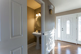Home Bathroom Entryway Interior