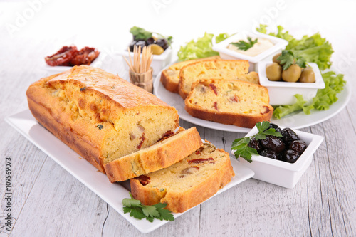 "cheese loaf with olives"" Stock photo and royalty-free images on ..."