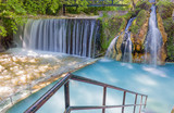 Fototapety Pozar Thermal Baths, Macedonia, Greece