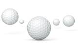 Golf. Looping.