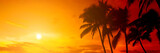 Tropical sunset - 109714626