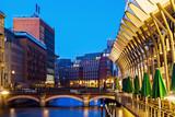 Architecutre of Hamburg