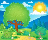 Spring topic scenery 3