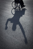 Disabled People Silhouette
