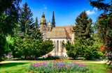 St. Elizabeth Cathedral and St. Nicholas Chapel, Kosice, Slovaki