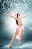Beautiful dancer
