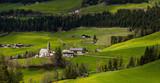 Funes valley