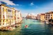 Quadro Grand Canal and Basilica Santa Maria della Salute in Venice