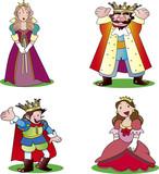 王様の家族