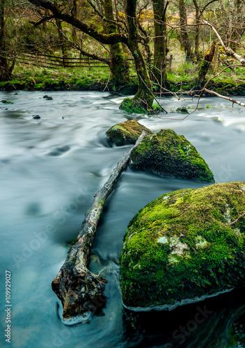 Scottish River Isle of Skye
