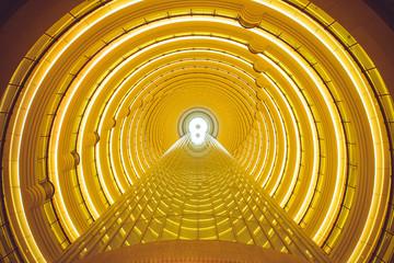 Circle Tunnel