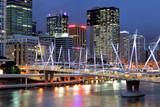 Kurilpa Bridge of Brisbane