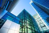Fototapety Skyscrapper Office business building London