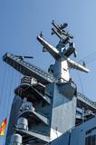 Mast military Corvette