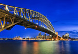 Sy Kirribilli Bridge Right Arch CBD