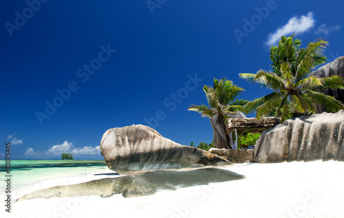 Zdjęcia Strand auf den Seychellen
