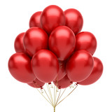 Red balloons - 110080608