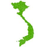 ベトナム 地図 国 アイコン