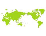 エコ世界地図