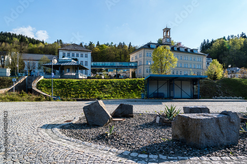 therme warmbad in wolkenstein sachsen stock photo and royalty free images on pic. Black Bedroom Furniture Sets. Home Design Ideas