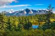 On the Lost Lake Trail, Seward, Alaska