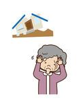 地震による住宅被害