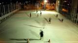 open air futsal field