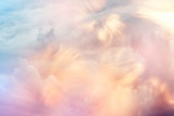 abstract watercolor background sunset sky orange purple - 110405220