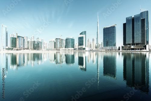 Papiers peints Dubai Dubai skyline, United Arab Emirates