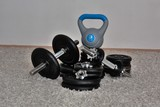 Tools for home bodybuilding - Kettlebell