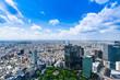 �京 �空�都市風景