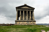 Ancient Garni pagan Temple