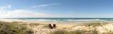 Fototapety Beach on Fraser Island, Queensland, Australia