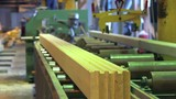 The technology of manufacturing laminated veneer lumber woodworking enterprise.