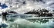 Glaciar Marguerite en el Parque Nacional Glacier Bay de Alaska
