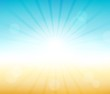 Summer theme abstract background 6