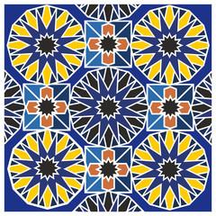 wzór arabski