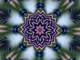 Silk scarf fractal