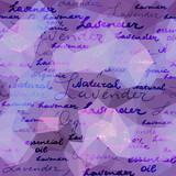 Lavender violet background