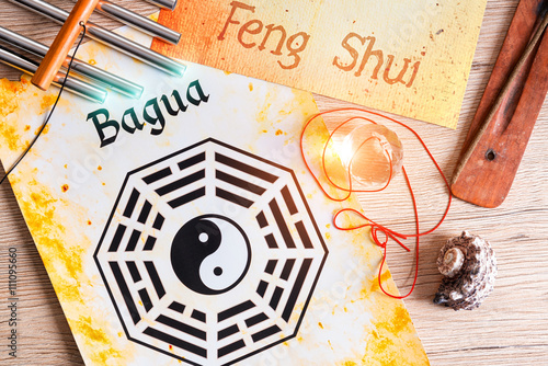 Concept image of Feng Shui Poster