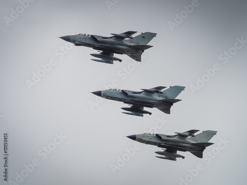 Tornado jet fighters плакат