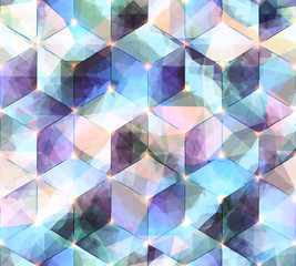 Abstract diagonal background